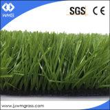 Grama artificial a favor do meio ambiente para a grama do futebol/futebol
