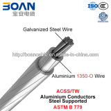Acss/Tw, Aluminium Conductors Steel Supported (ASTM B 857)