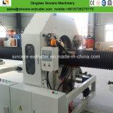 Maquinaria ondulada da fabricação da tubulação da drenagem de Dwc