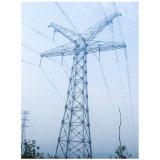 熱い浸された電流を通された等しい天使の鋼鉄送電タワー