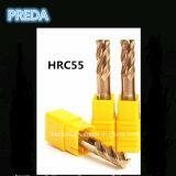 Радиус внешнего закругления HRC55 оборудует электропитание Tisin