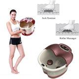 Compressa di calore di puntura dell'arco di massaggio del rullo della vasca di massaggio del piede
