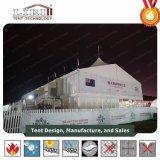 VIP 사치품 로비를 위한 아BS 단단한 벽을%s 가진 20m x 50m 고산 두 배 Decker 천막