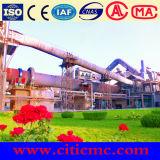 Lateríticos de níquel horno rotatorio para lateríticos de níquel calcinación