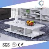 Kantoormeubilair van het Bureau van de Koffie van China het Elegante Witte Houten (Cas-CF1828)