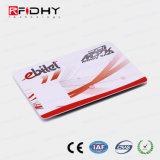 RFID de bajo coste del transporte público Tarjeta con chip em4200.