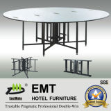 Flexible de pliage Table de banquet de l'hôtel (EMT-FT603)