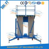 De beweegbare Lift van de Ladder van het Aluminium Verlengbare