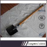 Деревянная ручка D Захват круглых лопаты S503