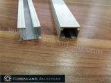 Piste de rideau en aluminium de haute qualité pour la fenêtre de la pièce