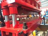 屋根ふきシートのための機械を形作る艶をかけられたタイルロール