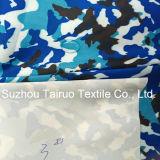 Покрынная PU напечатанная ткань военной формы Twill Оксфорд
