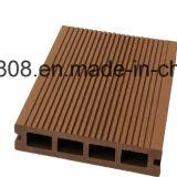 Tablier de bois composite en plastique sur la vente