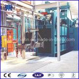 Q58 Catenary van de Machine van de Reeks Schoonmakende het Vernietigen van het Schot van Abrator Machine