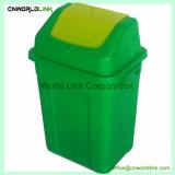 20 L intérieur en plastique carrée PP Accueil dust bin