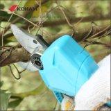 Eléctrico de alta velocidad portátil tijeras de podar uva Pruner árbol eléctrico