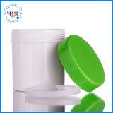 контейнер круглого пластичного опарника 260g косметический для сливк волос