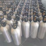 L'aluminium de boissons gazeuses bouteille de CO2