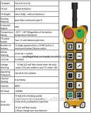 [433مهز] 12 قنوات [ف24-12س] صناعيّ مرفاع مرفاع راديو جهاز تحكّم عن بعد جهاز تحكّم