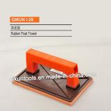 I-21 строительство оформление пластиковой Trowel краски ручных инструментов с деревянной ручкой и подвесной кронштейн