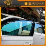 Azzurro del Chameleon per inverdirsi la pellicola solare della tinta di vetro di finestra dell'automobile