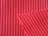 90202 de katoenen 4X3 Rib Spandex breit de Duidelijke Kleur van de Stof
