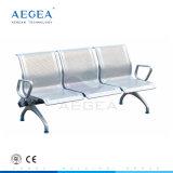 AG-Twc004 Aeroporto Hospital Público de Aço Inoxidável Cadeira de espera