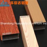 Windowsおよび戸枠のための木製の表面カラーアルミニウムプロフィール