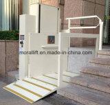 Table élévatrice handicapée hydraulique utilisée d'ascenseur de passager