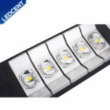 Cer-RoHS Diplomhelligkeit 300W wärmen weißes LED-Straßenlaterne