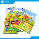 Libro de color duro para niños
