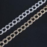 卸し売り方法ねじれの鎖DIYの宝石類の調査結果アルミニウム鎖