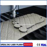 Automobil-Fuss-Auflage-Ausschnitt-Maschine CO2 Laser-Ausschnitt-Maschine 80W