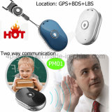 Kind/persönlicher Portable GPS-Verfolger mit PAS-Taste für Hilfe Pm01