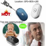 Личное приспособление отслежывателя GPS с кнопкой Sos для помощи Pm01