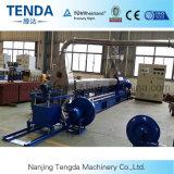 La préparation d'extrudeuse à double vis Tengda de recyclage