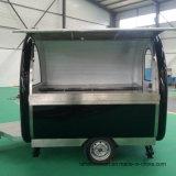 Carro móvel do alimento do bom preço do fabricante de China auto