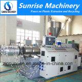 Fonte de água plástica do PVC do bom projeto e tubulação da drenagem que faz a máquina para a venda