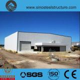 Ce ISO BV SGS Pre-Engineered стальные конструкции склада (TRD-082)