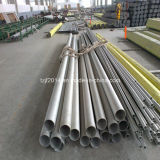 304 316 316L 321 tubos de aço inoxidável sem costura para decoração
