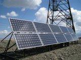 Sistema de energia solar independente da fora-Grade 5kw para o agregado familiar