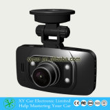 Xy GS800 Sucker를 가진 스크린 Motion Detection Low Cost GPS Car DVR Recorder Camera