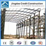 Construction légère de structure métallique de coût bas pour l'usine