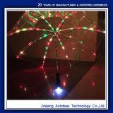 مطر نجم أمان [لد] يشعل مظلة [ليغتسبر] مبتكر فوق مظلة ترويجيّ
