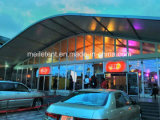 40X60m im Freien Ausstellung-Hall-grosse Glasluxuxzelte für Ereignisse