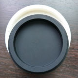Protezione impermeabile eccellente del tappo della gomma di sigillamento con il foro per il tubo di acqua