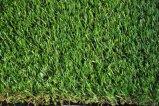 La décoration d'aménagement paysager de gazon artificiel synthétique