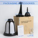 Qualität und Sicherheit Soalr Flamme-Tanzen-Wand-Lampe