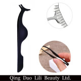 Lili 아름다움 스테인리스 고품질 가짜 속눈썹 도포구