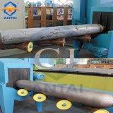 Machine de grenaillage pour le nettoyage de surface extérieure de pipe